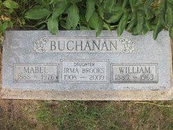 Irma E <i>Buchanan</i> Brooks