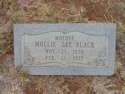 Mollie Lee <i>Adcock</i> Black