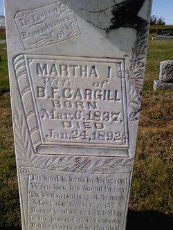 Martha I. Cargill