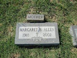 Margaret <i>Bradshaw</i> Allen