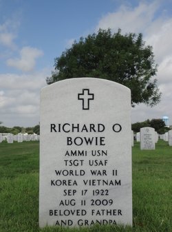 Richard O Bowie