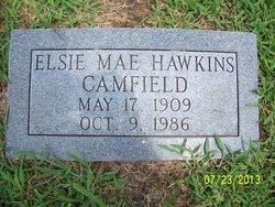 Elsie Mae <i>Hawkins</i> Campfield