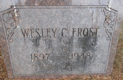 Wesley Charles Frost