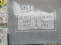 Denise <i>Hayborn</i> Brady