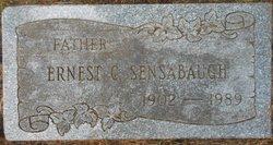 Ernest C Sensabaugh