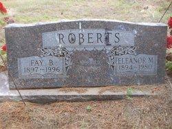 Eleanor Marie <i>Claus</i> Roberts
