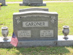 Hattie <i>Danks</i> Gardner