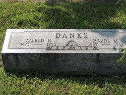 Maude Myrtle <i>Hankins</i> Danks