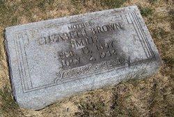 Elizabeth M <i>Brown</i> Emery