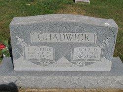 Lola D. <i>Henderson</i> Chadwick