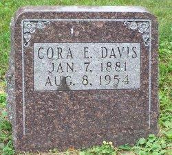 Cora E. Davis