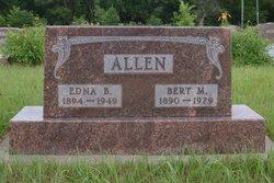 Bert M Allen