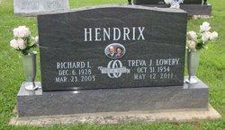 Treva J. <i>Lowery</i> Hendrix