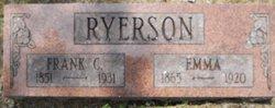 Frank C. Ryerson