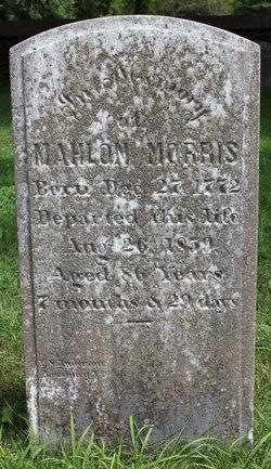 Mahlon Morris