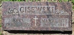 Marguerite A <i>Timm</i> Cisewski