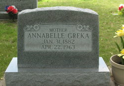 Annabelle Anna <i>Schlaeger</i> Greka
