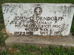 John O. Orndorff