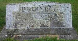 Emma Josephine <i>Charpentier</i> Boucher