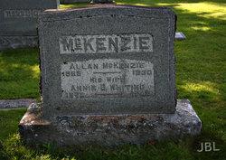 Ann Gertrude <i>Whiting</i> McKenzie