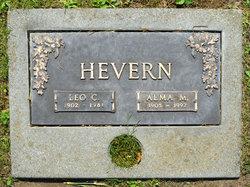 Alma Marie <i>Bauder</i> Hevern