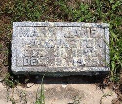 Mary Jane Addington