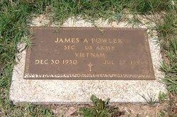 James Albert Fowler