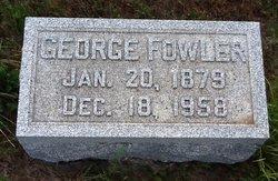 George Fowler