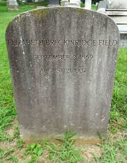 Elizabeth <i>Breckinridge</i> Field