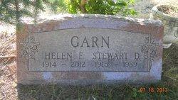 Stewart Darrell Garn