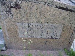 Knox Clinton York