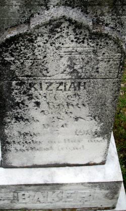 Kizziah Mae <i>Massengill</i> Baker