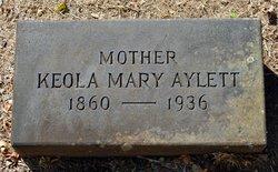 Keola Mary Aylett