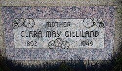 Clara May <i>Yates</i> Gilliland
