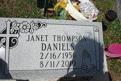 Janet Thompson Daniels