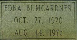 Edna <i>Bumgardner</i> Caldwell