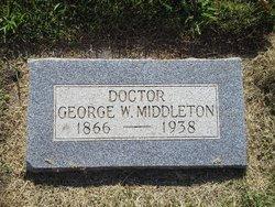 Dr George William Middleton