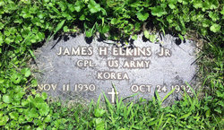 James H Elkins, Jr