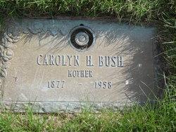 Carolyn H. Carrie <i>Etter</i> Bush