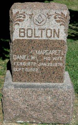 Margaret L. <i>McCarty</i> Bolton