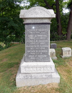 Rev Francis Wood Sanborn