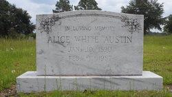 Alice <i>White</i> Austin