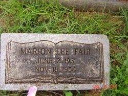 Marion Lee Fair