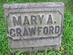 Mary A Crawford
