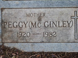 Margaret Plunkett <i>McGinley</i> Costello