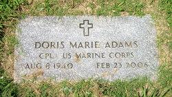 Doris Marie Adams