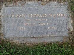 Furman Charles Wilson, Sr