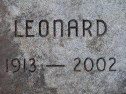 Leonard Schwartz