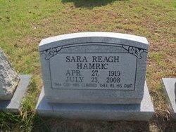 Sara <i>Reagh</i> Hamric