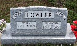 Raymond Fowler